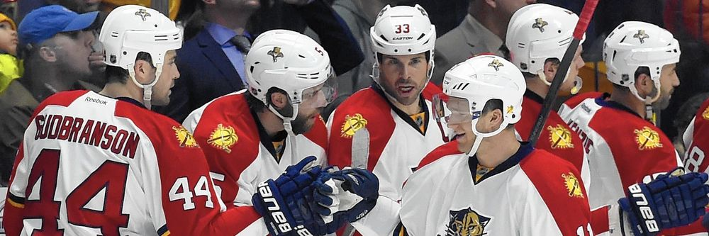 The Panthers will face off against the Capitals.