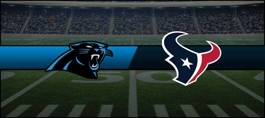 Panthers vs Texans Result NFL Score