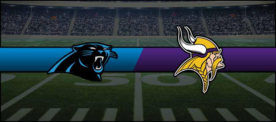 Panthers vs Vikings Result NFL Score