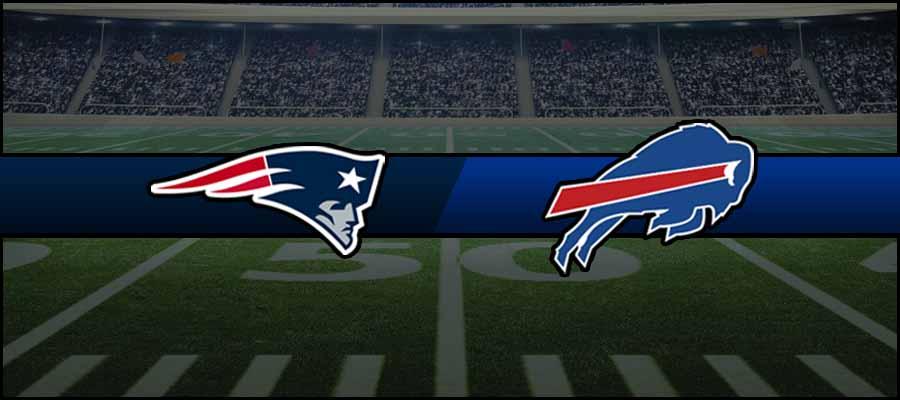 Patriots vs Bills Result NFL Week 8 Score