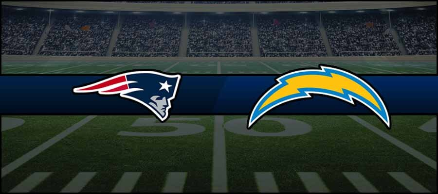 Patriots vs Chargers Result NFL Score