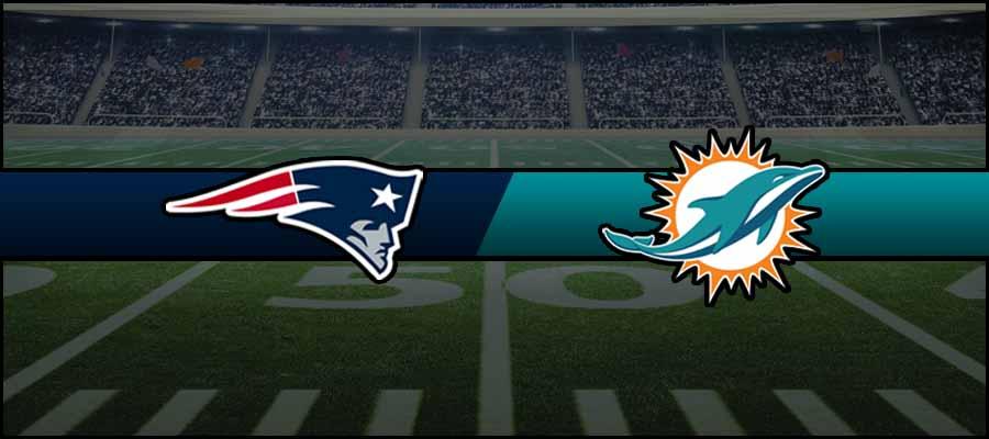 Patriots vs Dolphins Result NFL Score
