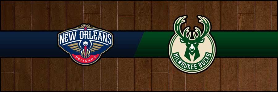 Pelicans vs Bucks Result Basketball Score