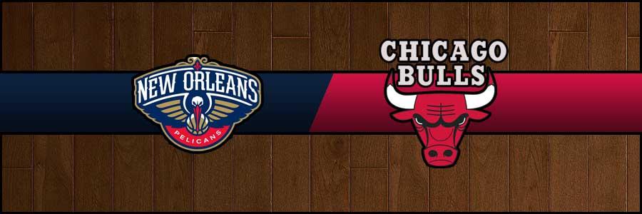 Pelicans vs Bulls Result Basketball Score