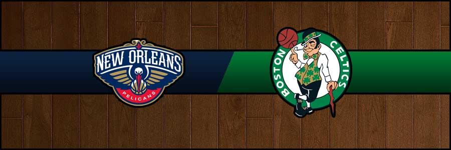 Pelicans vs Celtics Result Basketball Score