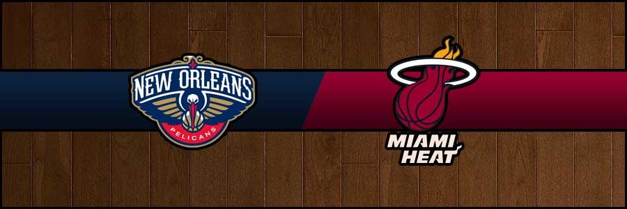 Pelicans vs Heat Result Basketball Score