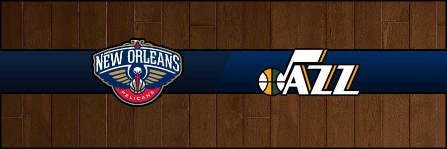 Pelicans vs Jazz Result Basketball Score