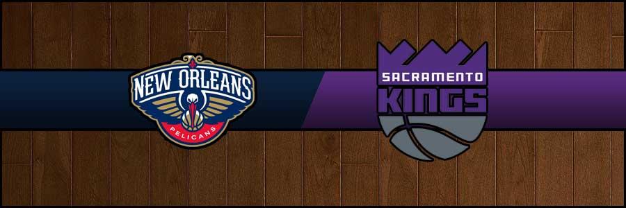 Pelicans vs Kings Result Basketball Score