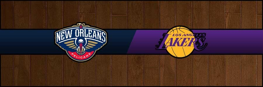 Pelicans vs Lakers Result Basketball Score