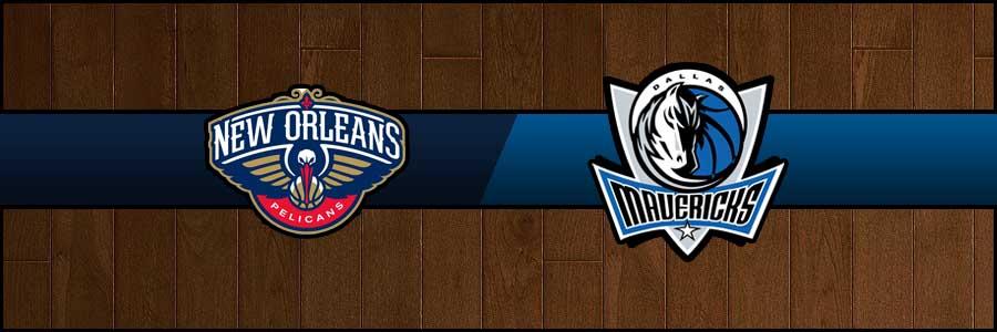 Pelicans vs Mavericks Result Basketball Score