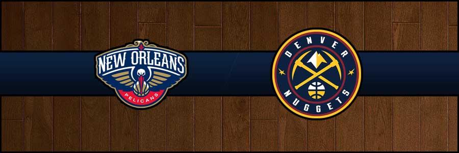 Pelicans vs Nuggets Result Basketball Score