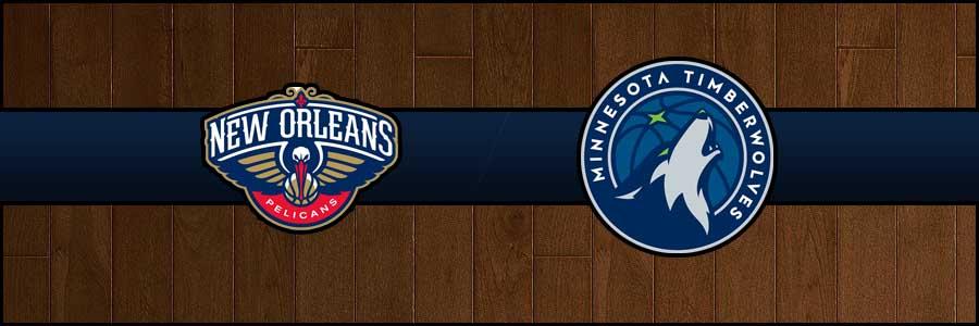 Pelicans vs Timberwolves Result Basketball Score
