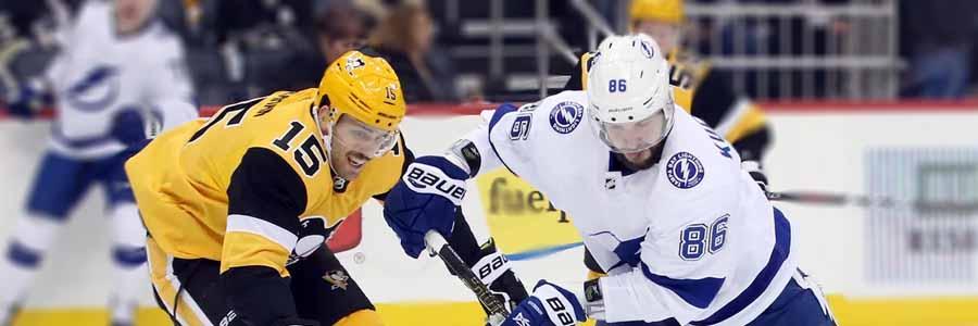 Penguins vs Lightning 2020 NHL Betting Lines & Game Preview