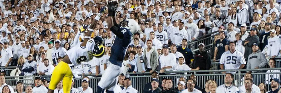 Is Penn State a safe bet in College Football Week 1?