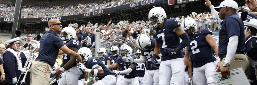 Is Penn State a safe bet for NCAA Football Week 5?