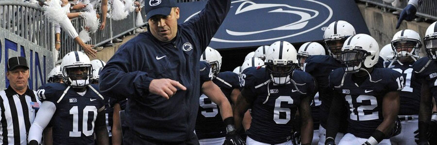 Penn State Nittany Lions 2019 Season Win / Loss Total Odds & Betting Predictions