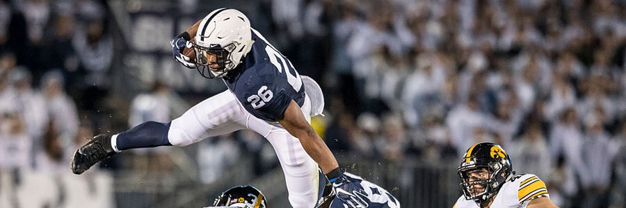 Is Penn State safe bet to win the 2018 Big Ten Championship?