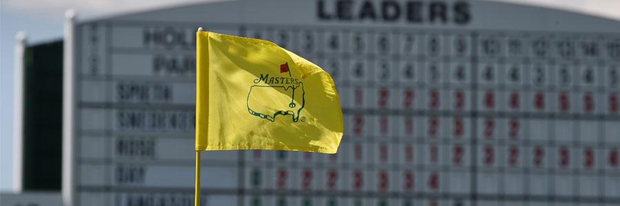 Top 3 2017 PGA Masters Betting Picks