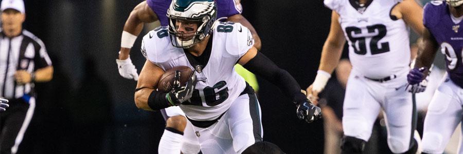 Eagles vs Jets 2019 NFL Preseason Week 4 Odds, Game Info & Prediction