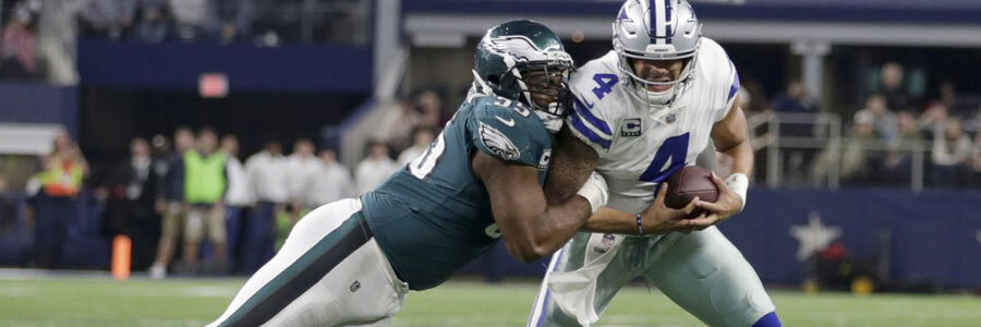 Are the Eagles a safe bet for NFL Week 10?