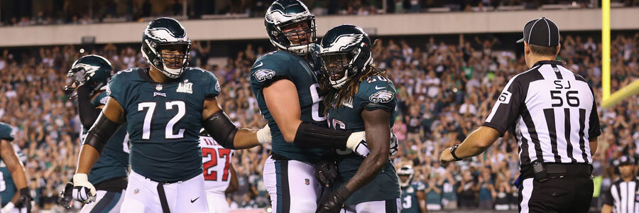 Are the Eagles a safe bet for NFL Week 7?