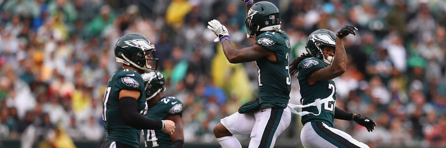 Are the Eagles a safe bet for NFL Week 5?