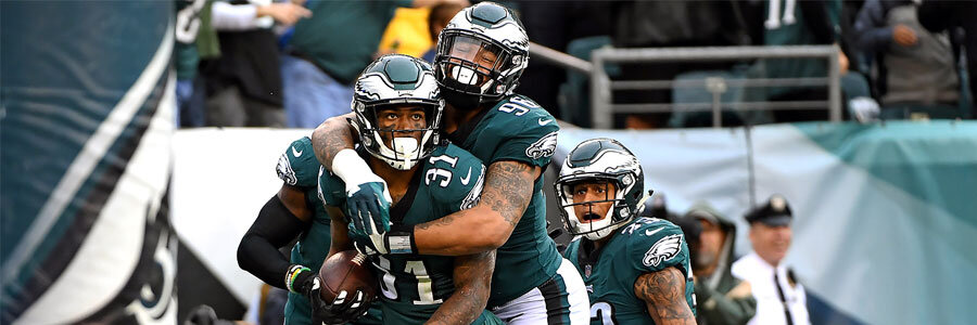 Are the Eagles a safe bet in the NFL odds for Week 9?