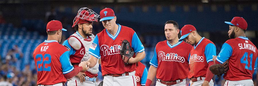 Are the Phillies a safe bet this week in the MLB?