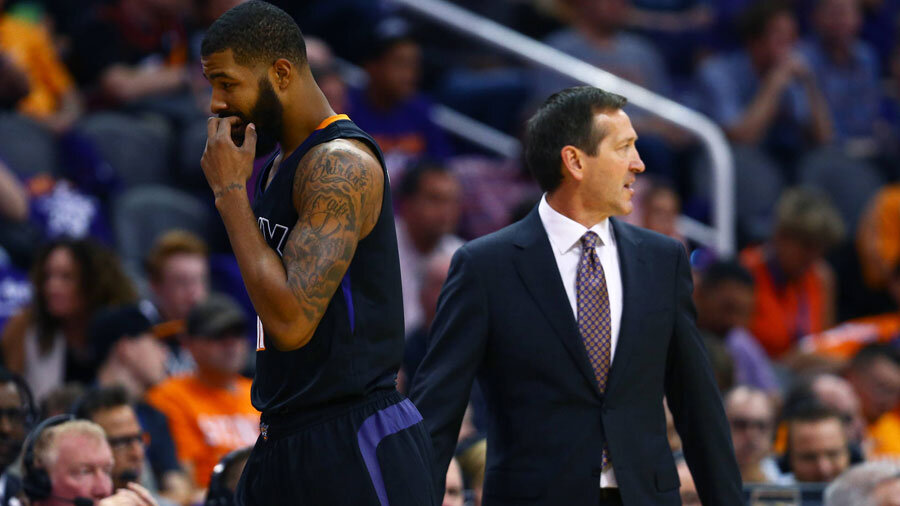 If reports are to be believed, coach Jeff Hornacek has lost the locker room and is operating on borrowed time.