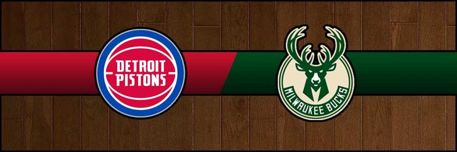 Pistons vs Bucks Result Basketball Score