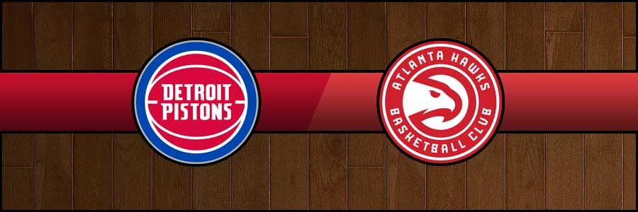 Pistons vs Hawks Result Basketball Score