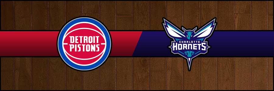 Pistons vs Hornets Result Basketball Score