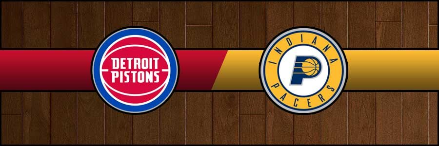 Pistons vs Pacers Result Basketball Score