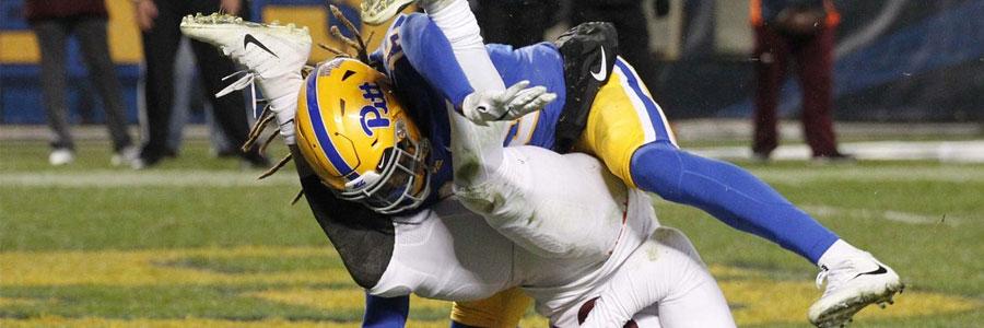 NCAA Football Week 12 Parlay Picks