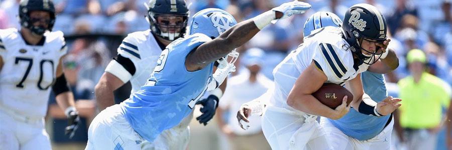 Pittsburgh at UCF NCAA Football Week 5 Spread & Pick