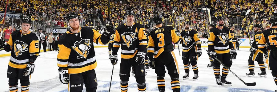 Are the Penguins the safest bet in the NHL odds on Tuesday night?