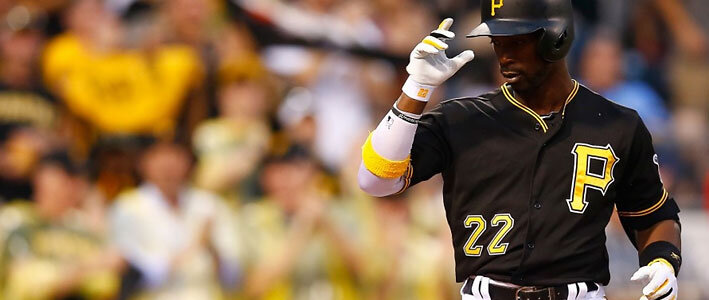 Online MLB Odds on Pittsburgh Pirates at Cincinnati Reds
