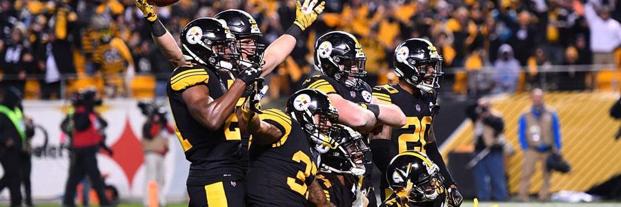 Steelers at Jaguars NFL Week 11 Lines & Preview