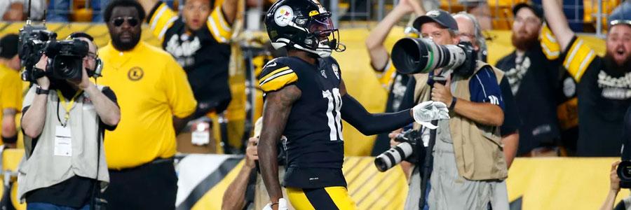 Ravens vs Steelers 2019 NFL Week 5 Lines, Game Preview & Analysis
