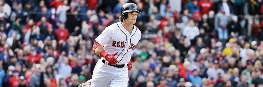 Boston is MLB Betting Favorite Against Pittsburgh on Thursday
