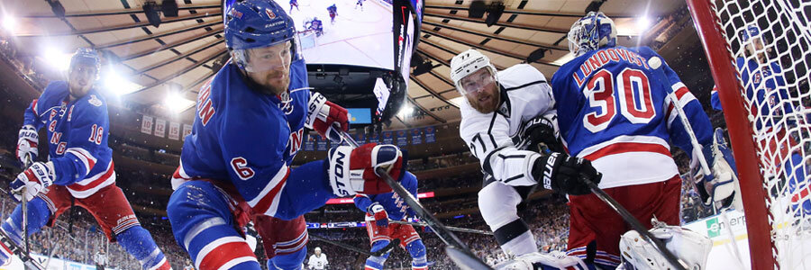 Pittsburgh at NY Rangers NHL Odds, Expert Pick & TV Info