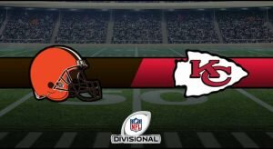 Browns vs Chiefs Result NFL Divisional Playoffs Score