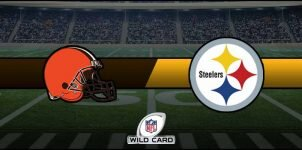 Browns vs Steelers Result NFL Wild Card Score