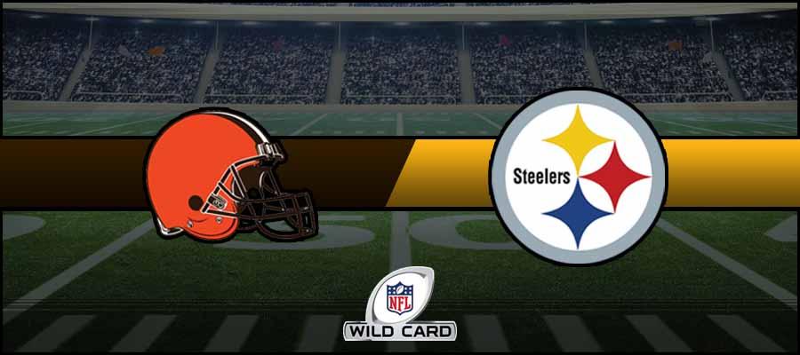 Browns vs Steelers Result NFL Wild Card Score