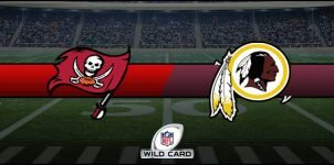 Buccaneers vs Redskins Result NFL Wild Card Score
