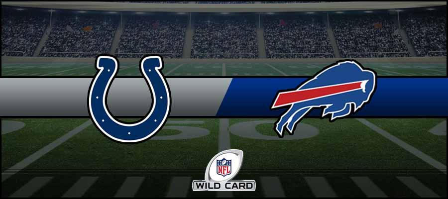 Colts vs Bills Result NFL Wild Card Score