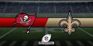 Buccaneers vs Saints Result NFL Divisional Playoffs Score