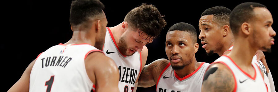 Will the Trail Blazers beat the Heat in the NBA odds on Tuesday night?