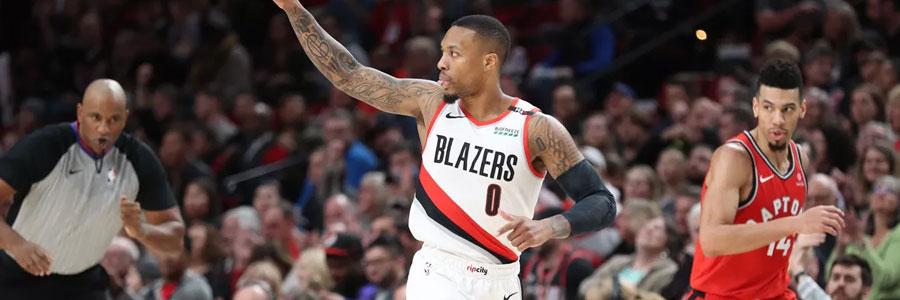 Trail Blazers vs Raptors NBA Betting Lines & Expert Analysis