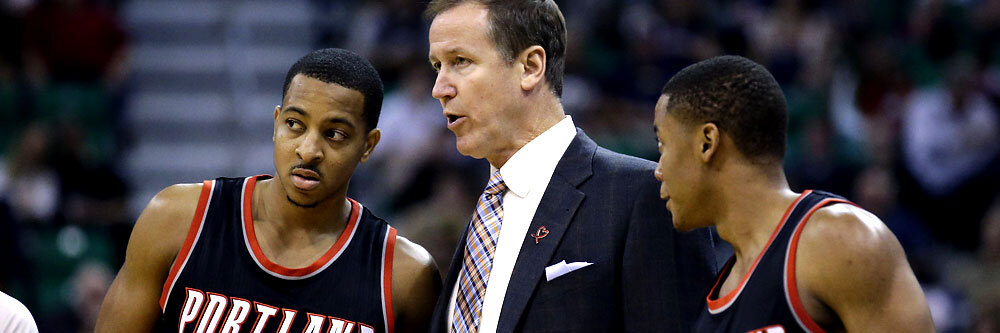 San Antonio at Portland: Blazers Likely to Cover NBA Spread